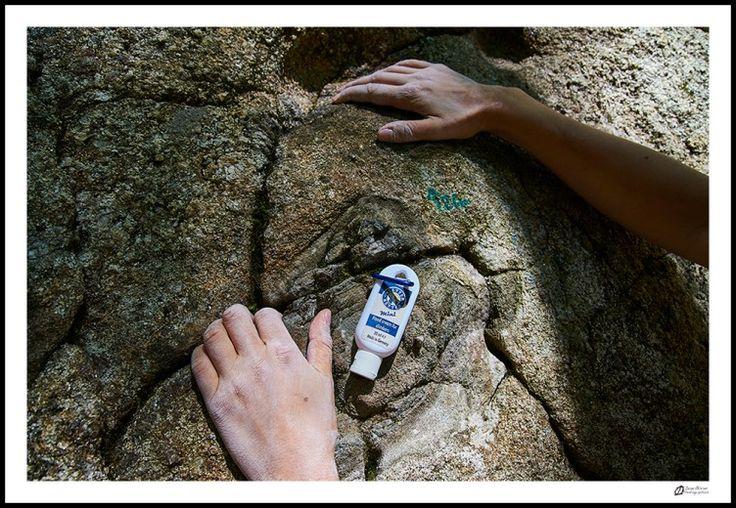 Test de la crème mains Kletter Retter - pour les grimpeurs