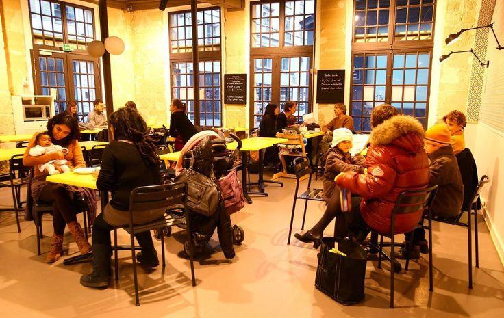 Le café-garderie de Beaubourg de nouveau primé