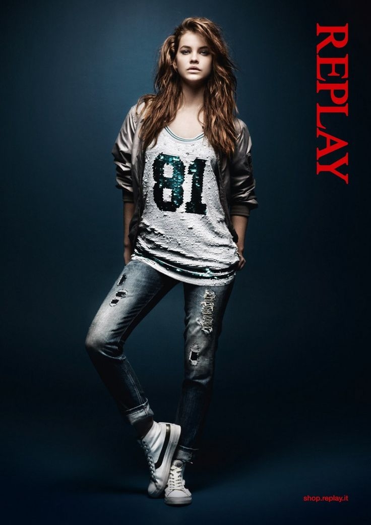 Barbara Palvin Stars in Replays Spring 2013 Campaign | Fashion Gone Rogue: The Latest in Editorials and Campaigns