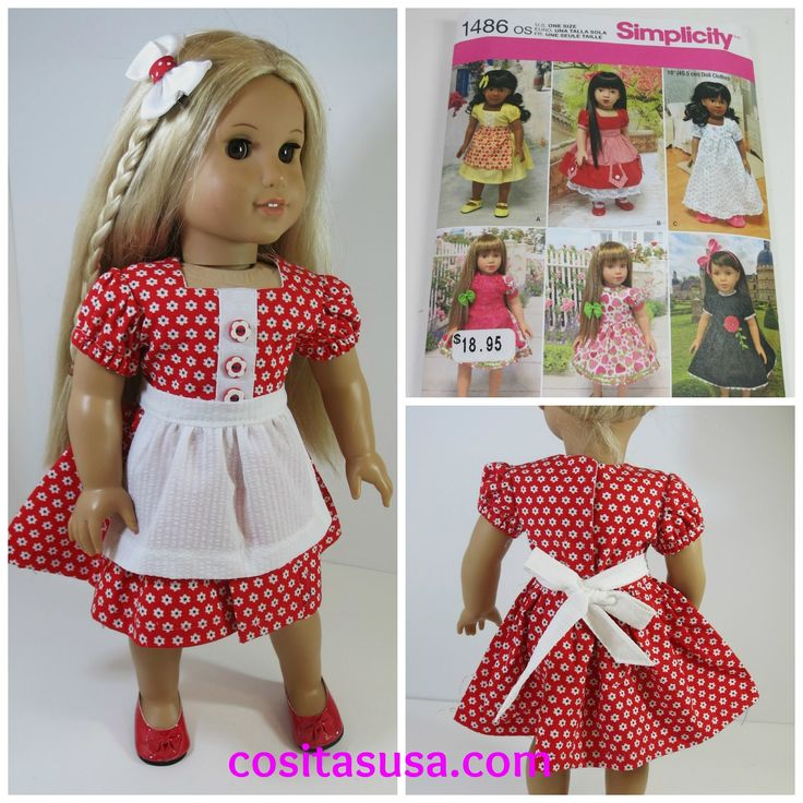 3311 best images about American Girl Doll Clothes on ...