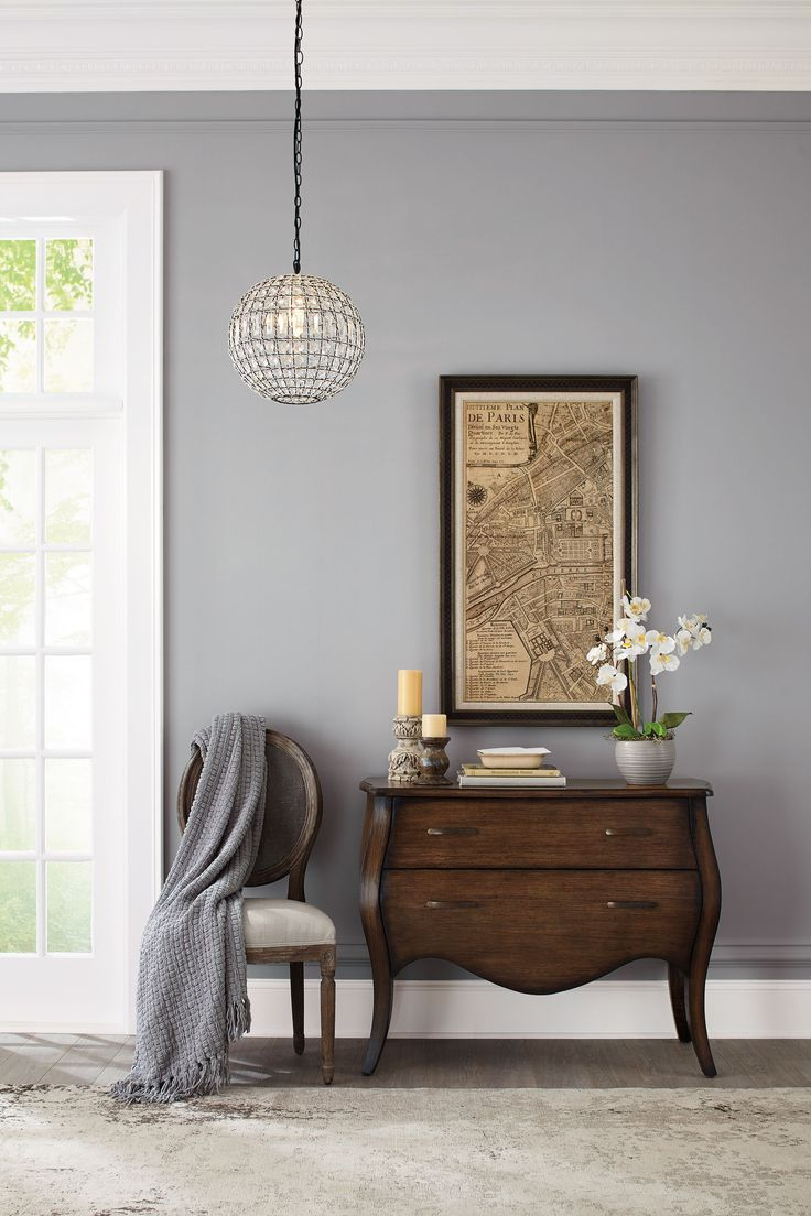 Color Journeys 'Livingsten Grey' (409C). Available at your local General Paint dealer.