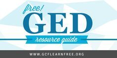 The #GED is a group of tests designed to measure U.S. high school-level academic skills. GCFLearnFree.org has collected some of its favorite resources to help you prepare for the GED.