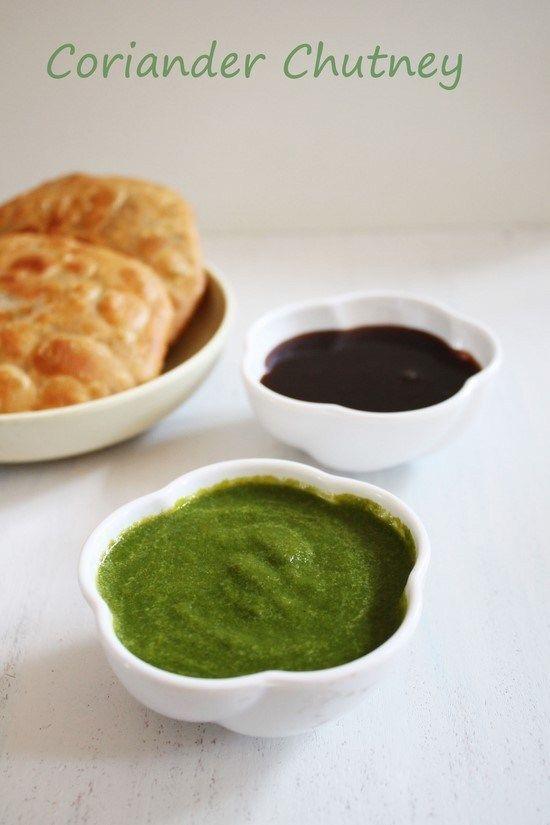 Coriander Chutney Recipe | Green Chutney Recipe for Chaat