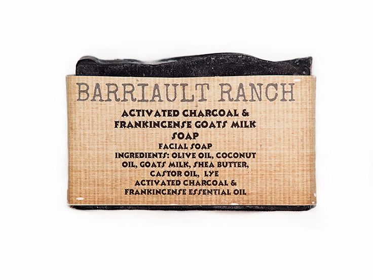 Goat's Milk Soap from Barriault Ranch in Rochester, available at the Country Store inside Y&Y Photography Studios in Legal, AB.