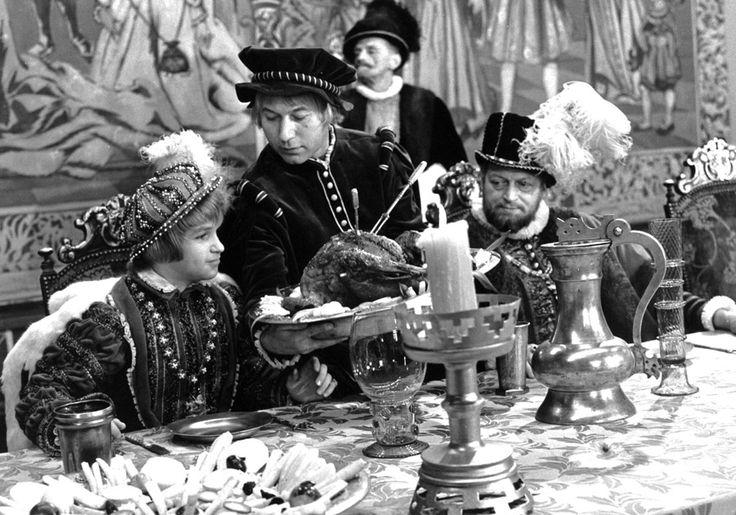 Princ a chuďas - 1971 dvojdielny český film s Romanom Skamene
