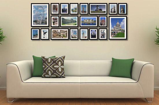 Какую картину разместить над диваном? По рекомендациям дизайнеров интерьеров, картина или композиция из фотографий, должна быть по ширине спинки дивана. Если она будет меньше, то пространство так и останется незаполненным, а картина будет казаться маленькой. Если картина будет больше, то создастся впечатление, что диван маловат. Тематика фото или картины может быть разнообразной, от семейных фото до детских рисунков  #рамка #багетнаямастерская #диван #фоторамка #багетнаямастерскаяВиртуоз