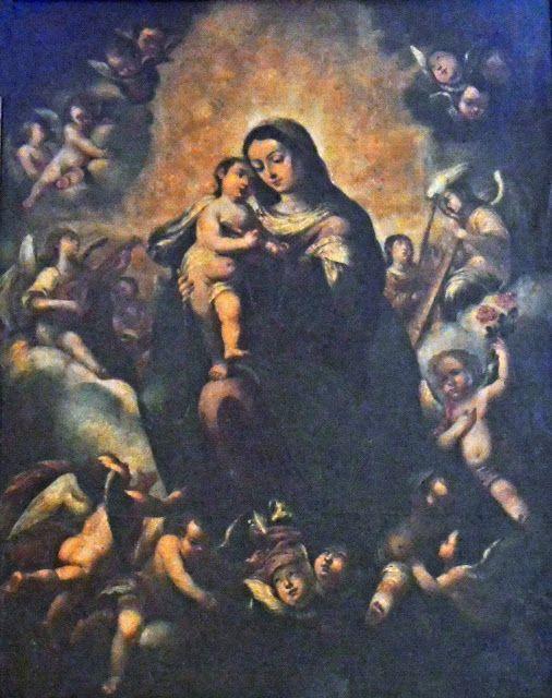 FOTOGRAFIAS DEL MUNDO: Obras Sacras de la Real Parroquia del Santo Ángel ...