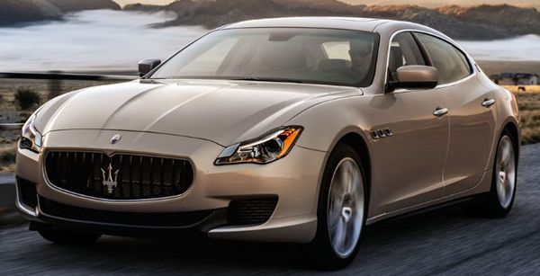 2013 Master Maserati courses deliver driving and luxury experiences