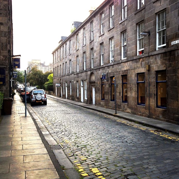 Dean Street #Stockbridge #Edinburgh #SCOTLAND