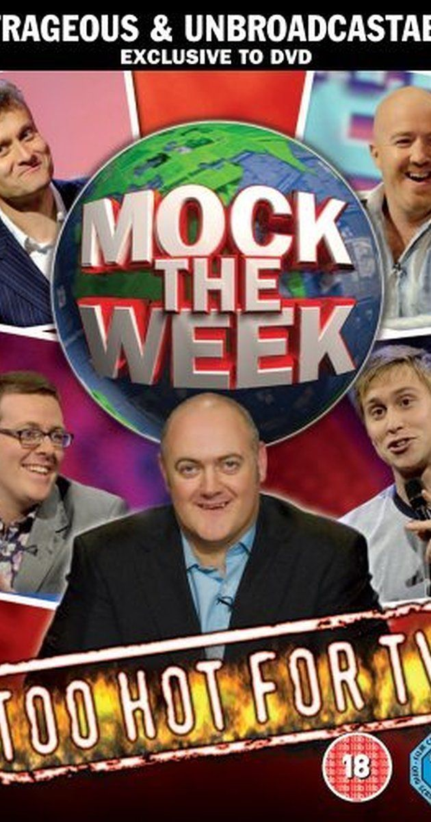 Created by Mark Leveson, Dan Patterson.  With Dara O'Briain, Hugh Dennis, Andy Parsons, Russell Howard. A comedic look at current events.