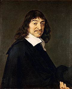 René Descartes (31 March 1596 – 11 February 1650) was a French philosopher, mathematician and writer who spent most of his life in the Dutch Republic. He has been dubbed the father of modern philosophy, and much subsequent Western philosophy is a response to his writings, which are studied closely to this day. In particular, his Meditations on First Philosophy continues to be a standard text at most university philosophy departments. Descartes' influence in mathematics is equally apparent...