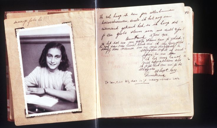 Otto gifted Anne a red-and-white checkered cloth-covered diary shortly before her 13th birthday. Anne immediately started using this diary to document her daily life. Though her initial entries were mundane, as time progressed it reflected the changing social times. In one of her entries, Anne listed various restrictions imposed upon the Dutch Jews.