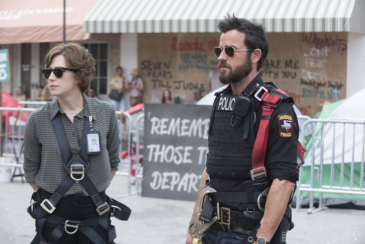 'The Leftovers' Season 3: Justin Theroux Unveils Exact Release Date in Electric Motion Poster