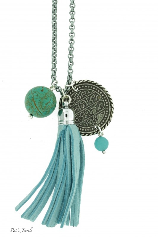 Turquoise | Kettingen | Pat`s Jewels