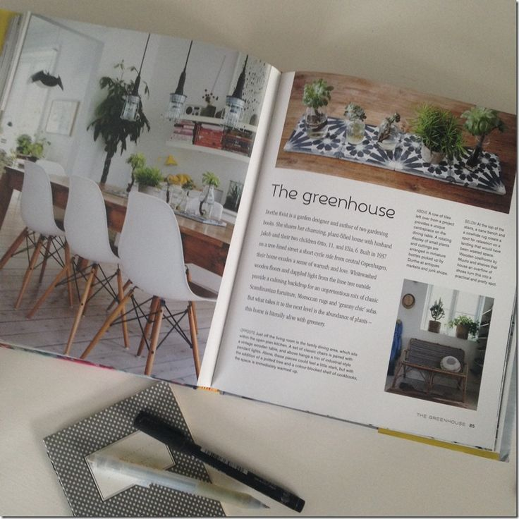 My home featured in the book Bohemian modern by Emily Henson Blog - MeltdesignstudioMeltdesignstudio | Dorthe Kvist