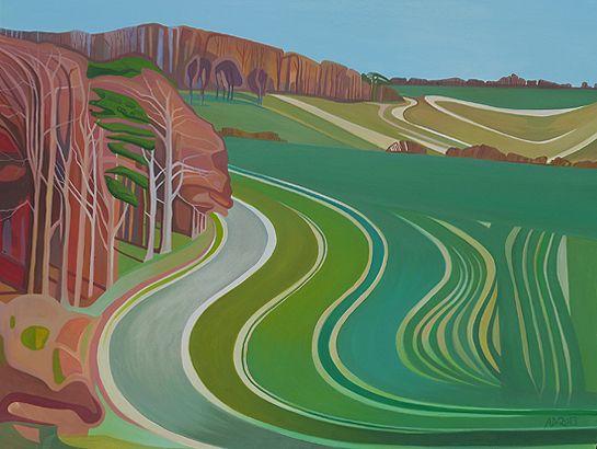Juniper Hollow by Anna Dillon.