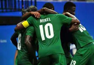 Colombia Yesterday Defeated Nigeria U-23 Football Team 2-0