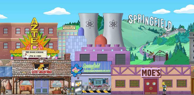 Simpsons Universal - Google 검색