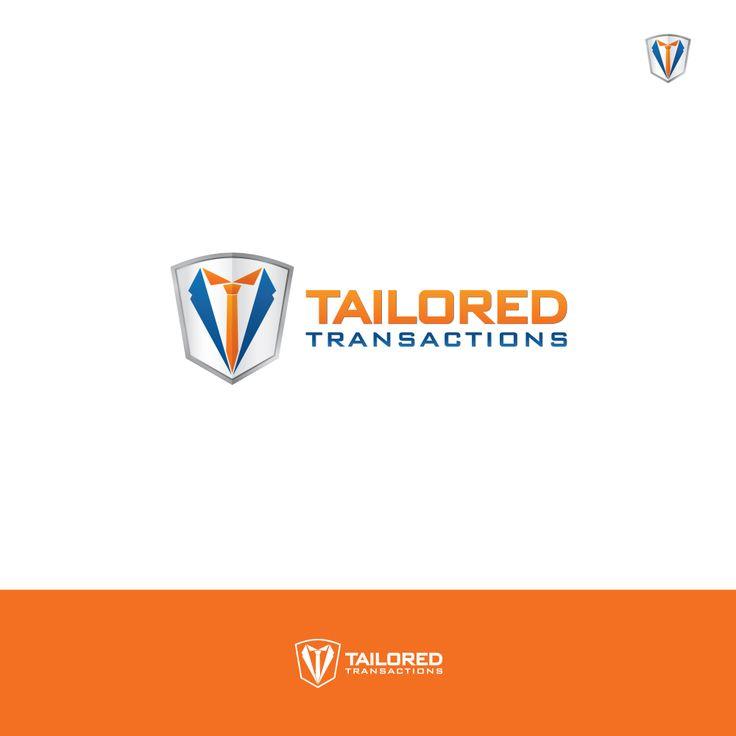 Logo design for Tailored Transactions