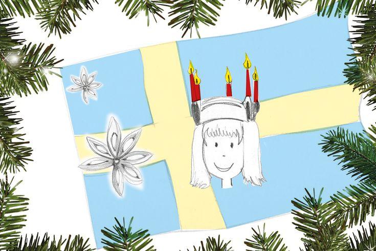 die 18 besten bilder zu weihnachten in schweden von ah i lasse auf pinterest weihnachtszeit. Black Bedroom Furniture Sets. Home Design Ideas