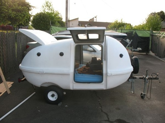 20 Best Images About Teardrop Trailers On Pinterest