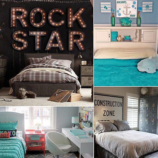 Teen Bedroom Inspiration | Mom