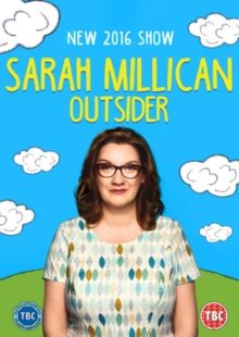Sarah Millican: Outsider, DVD