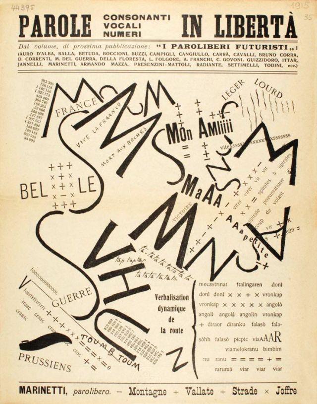 """""""Manifesto of Futurist Architecture.""""    Italy. 1914    Author: Antonio Sant'Elia"""
