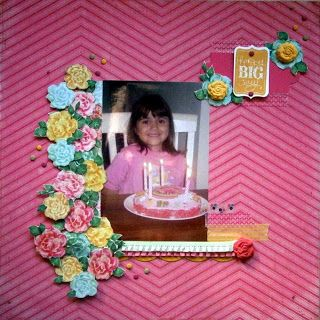 Enchanted Creations: Fussy Cutting
