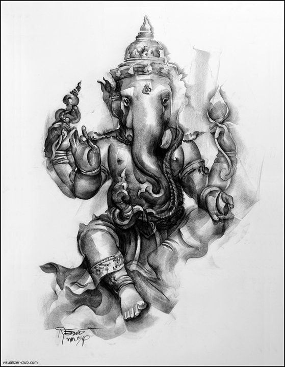m s de 25 ideas en tendencia sobre elefante buda en pinterest tatuajes ganesha ganesh y. Black Bedroom Furniture Sets. Home Design Ideas