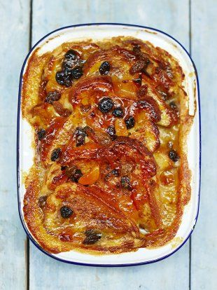 Vegan Bread & Butter Pudding | Bread Recipes | Jamie Oliver