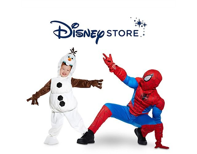 Disney | Free Shipping in The Halloween Costume Shop w/ $10 Off select Costumes $7.95 (disneystore.com)