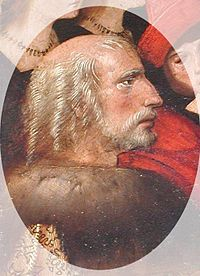 Cristóbal Colón, (República de Génova,1436-1456 -Valladolid, Reino de Castilla, 20 de mayo de 1506), fue un navegante, cartógrafo, almirante, virrey y gobernador general de las Indias Occidentales al servicio de la Corona de Castilla. Es famoso por haber realizado el descubrimiento de América, el 12 de octubre de 1492, al llegar a la isla de Guanahani, actualmente en Las Bahamas.