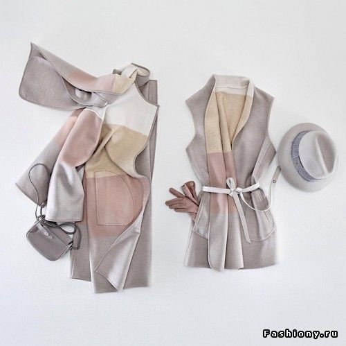 Цветовые сочетания в одежде (продолжение)