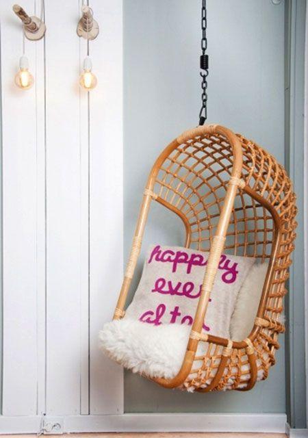 Sillas para colgar en el cuarto del beb habitaci n beb - Silla para habitacion ...