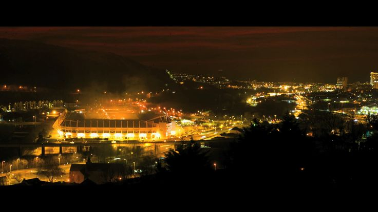 Liberty Stadium #copperstripe  https://www.youtube.com/watch?v=ij8l7ZYbs1Y
