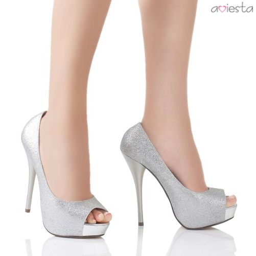 1000  ideas about Silver Heels For Prom on Pinterest | Heels for