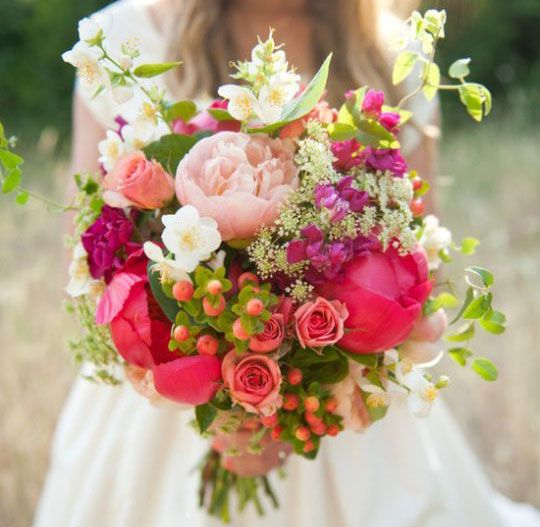 Matrimonio.it | #Bouquet #sposa #estate #matrimonio #summer #flowers #mood #love