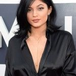 Kylie Jenner photographed without makeup