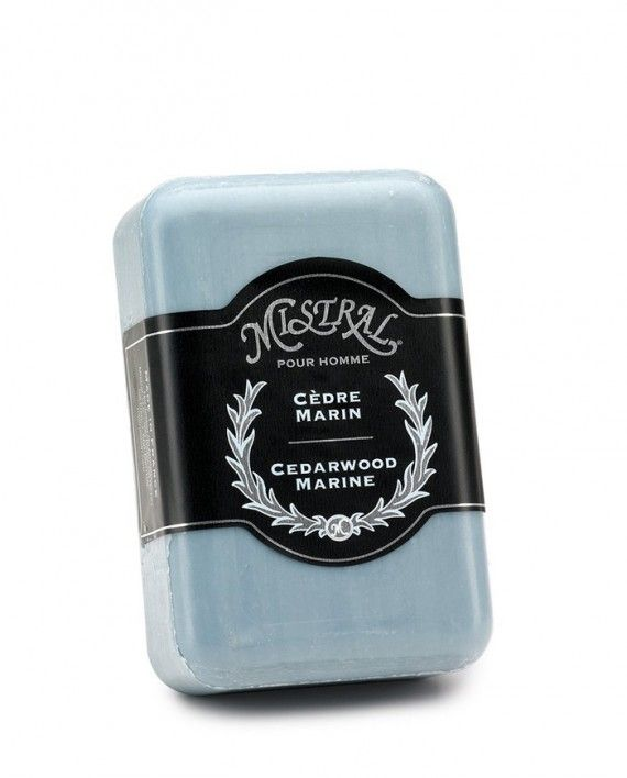 Mistral Cedarwood Marine Soap