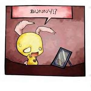 Emo bunny image by TakersRiotGirl on Photobucket