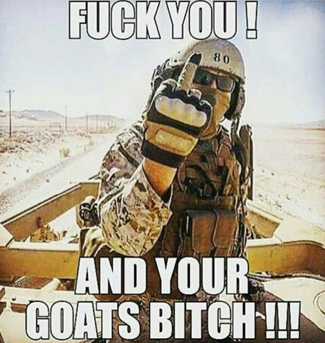 Hey Isis fuck you and the bitch that birthed you.