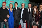 Timothy Olyphant and Joelle Carter Photos Photo