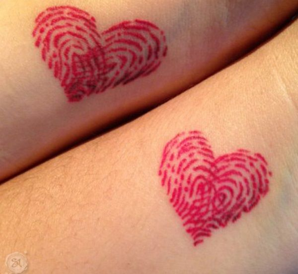 fingerprint tattoo designs