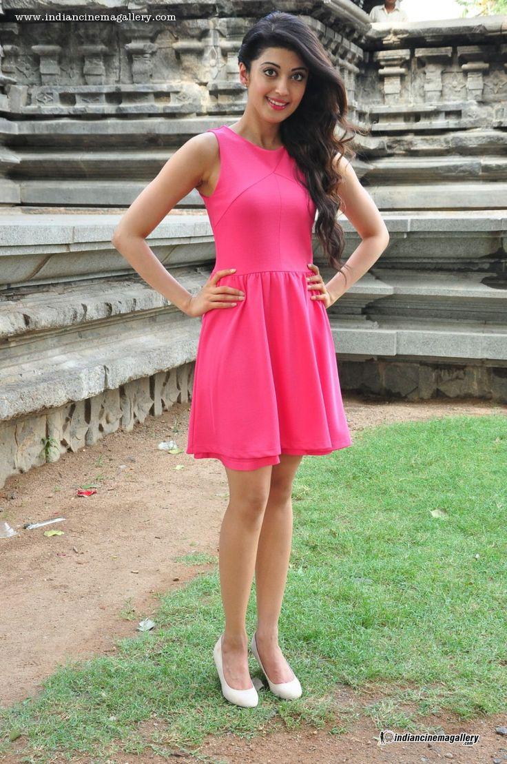 Pranitha-in-Pink-Dress-September-2015-stills-(3)