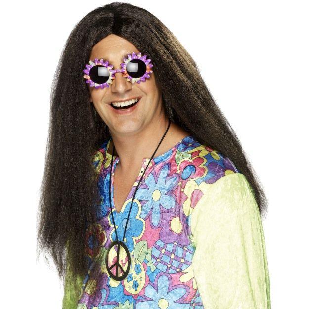 Hippy Wig ,Brown