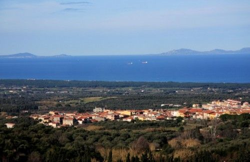My home only a few miles from the Mediterranean Sea :)