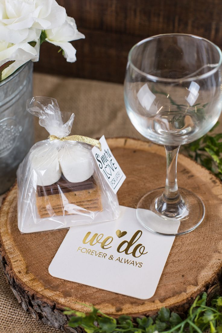 Check out our website for all of your wedding favor essentials! We offer foil stamp imprinting on our wedding coasters so they will be sure to stand out to all of your guests while they use it during your wedding reception! #wedding #coaster #favors #reception