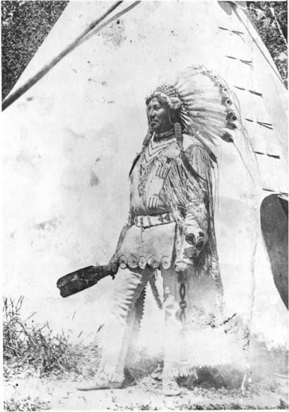 Kuan Alarkon Marivil George Bull Child - Blackfeet (Pikuni) - 1936