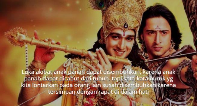 Kata-Kata Mutiara Bijak dari Epos Mahabharata